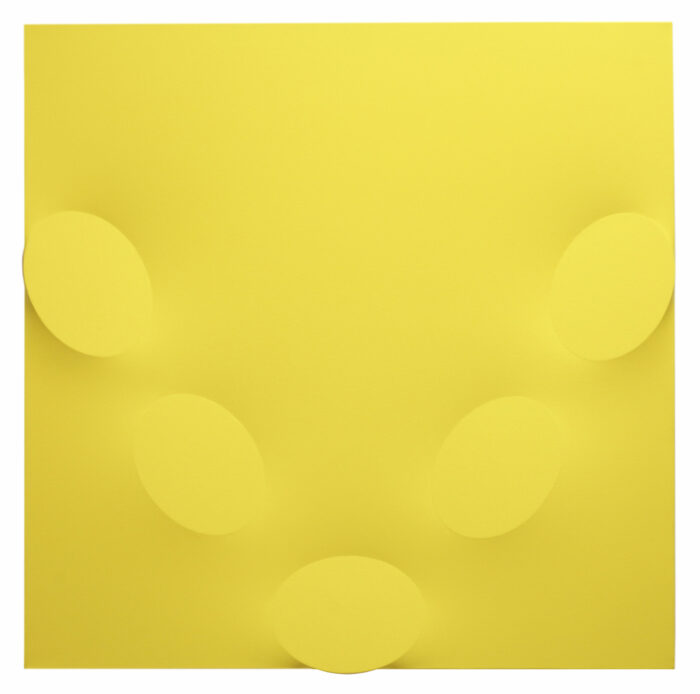 Turi Simeti 5 Yellow Ovals