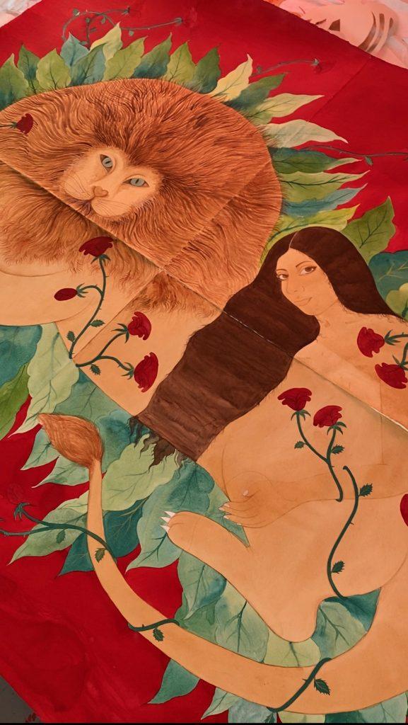 Hiba Schahbaz Rockefeller Center Art Production Fund